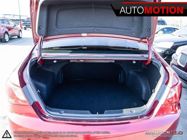 2013 Hyundai Sonata Limited (Stk: 18_1187) in Chatham - Image 11 of 27