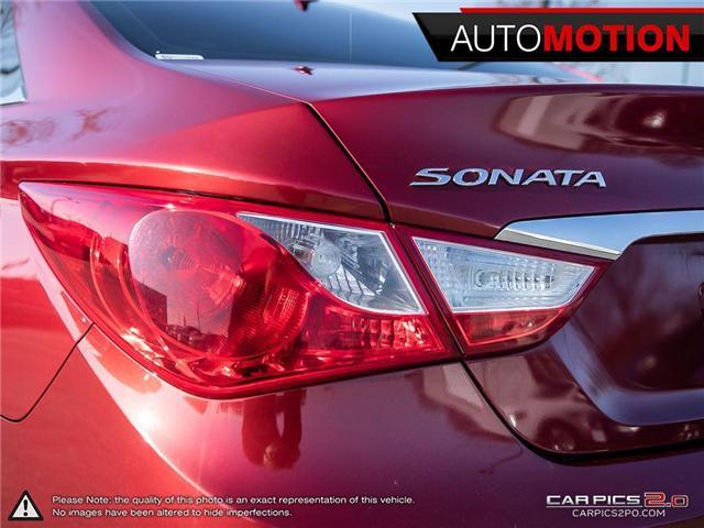 2013 Hyundai Sonata Limited (Stk: 18_1187) in Chatham - Image 12 of 27