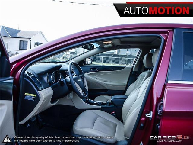 2013 Hyundai Sonata Limited (Stk: 18_1187) in Chatham - Image 13 of 27