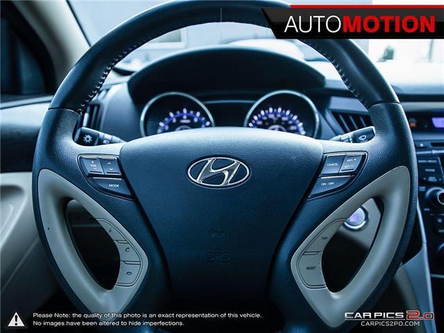 2013 Hyundai Sonata Limited (Stk: 18_1187) in Chatham - Image 14 of 27