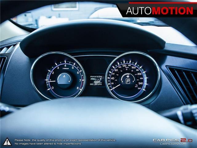 2013 Hyundai Sonata Limited (Stk: 18_1187) in Chatham - Image 15 of 27