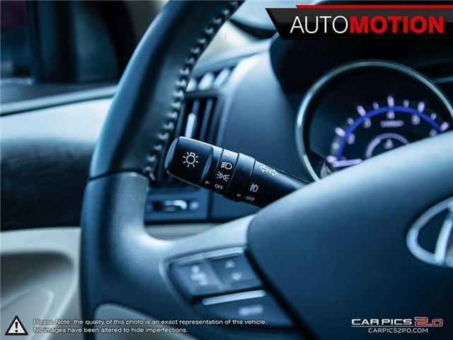 2013 Hyundai Sonata Limited (Stk: 18_1187) in Chatham - Image 16 of 27