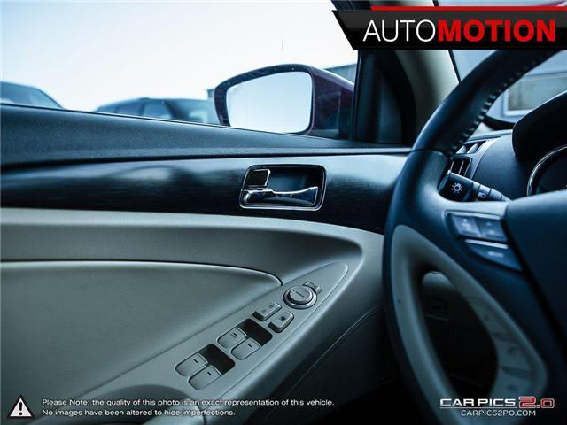 2013 Hyundai Sonata Limited (Stk: 18_1187) in Chatham - Image 17 of 27