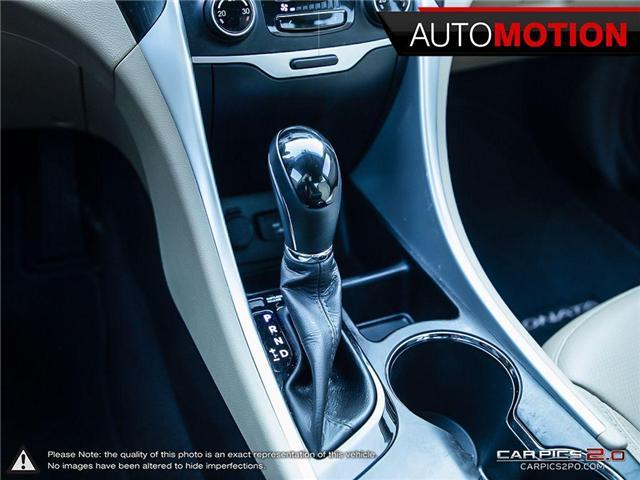 2013 Hyundai Sonata Limited (Stk: 18_1187) in Chatham - Image 19 of 27