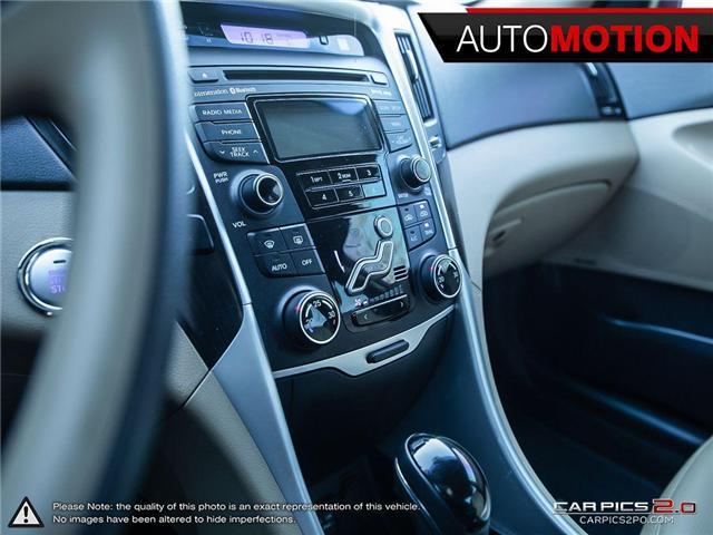 2013 Hyundai Sonata Limited (Stk: 18_1187) in Chatham - Image 20 of 27