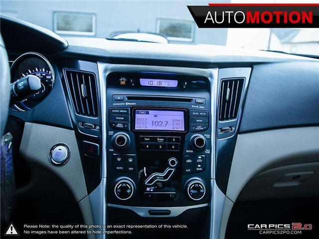 2013 Hyundai Sonata Limited (Stk: 18_1187) in Chatham - Image 21 of 27