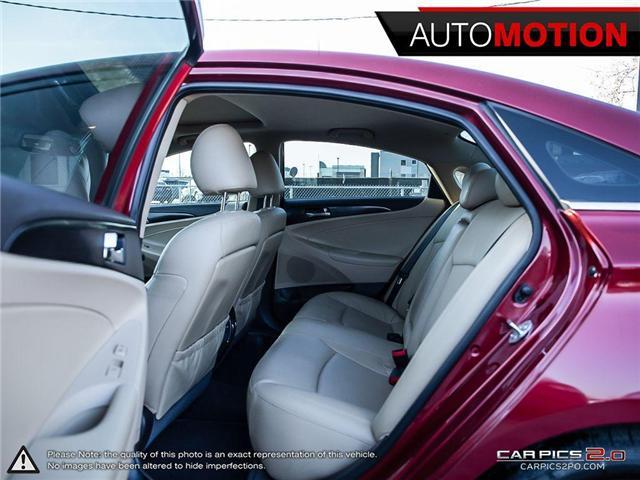 2013 Hyundai Sonata Limited (Stk: 18_1187) in Chatham - Image 24 of 27
