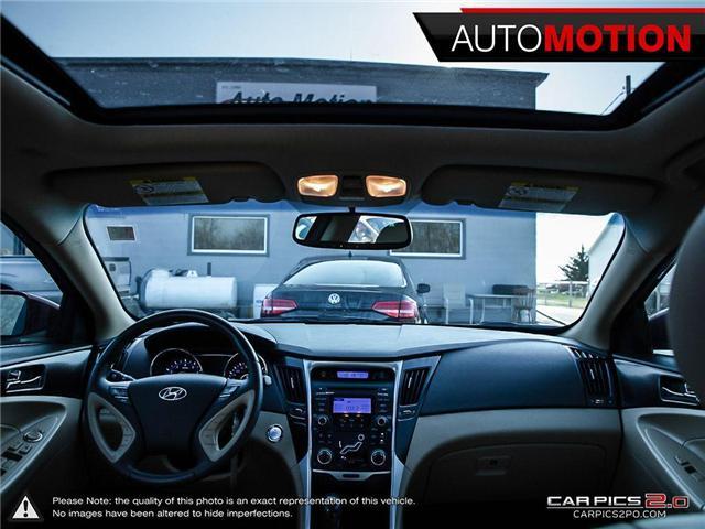 2013 Hyundai Sonata Limited (Stk: 18_1187) in Chatham - Image 26 of 27