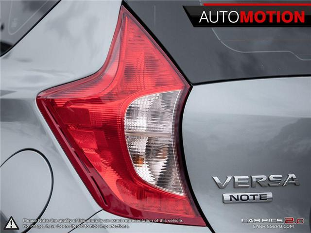 2014 Nissan Versa Note 1.6 S (Stk: 18_854) in Chatham - Image 12 of 27