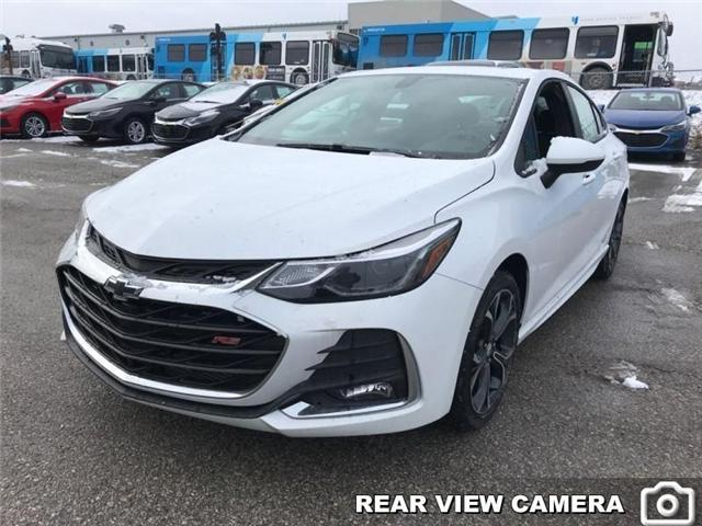 2019 Chevrolet Cruze LT (Stk: 7128102) in Newmarket - Image 1 of 20