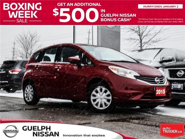 2015 Nissan Versa Note  (Stk: UP13545) in Guelph - Image 1 of 20