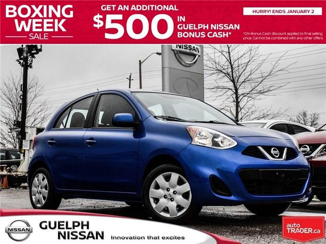 2015 Nissan Micra  (Stk: UP13549) in Guelph - Image 1 of 21