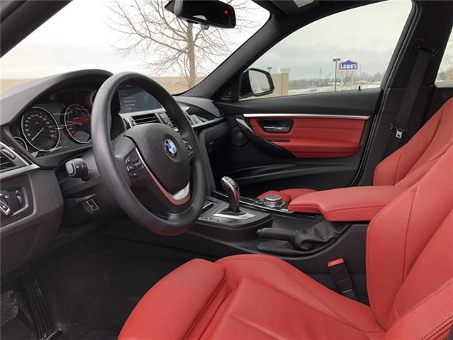 2017 BMW 330i xDrive (Stk: P1314-1) in Barrie - Image 9 of 18