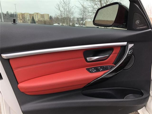 2017 BMW 330i xDrive (Stk: P1314-1) in Barrie - Image 10 of 18