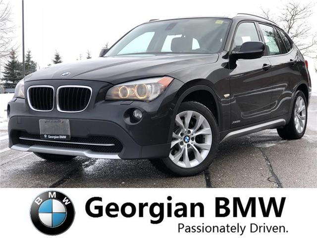 2012 BMW X1 xDrive28i (Stk: P1356-1) in Barrie - Image 1 of 14