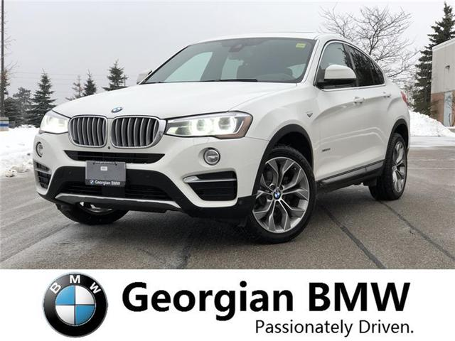 2016 BMW X4 xDrive35i (Stk: P1392) in Barrie - Image 1 of 19
