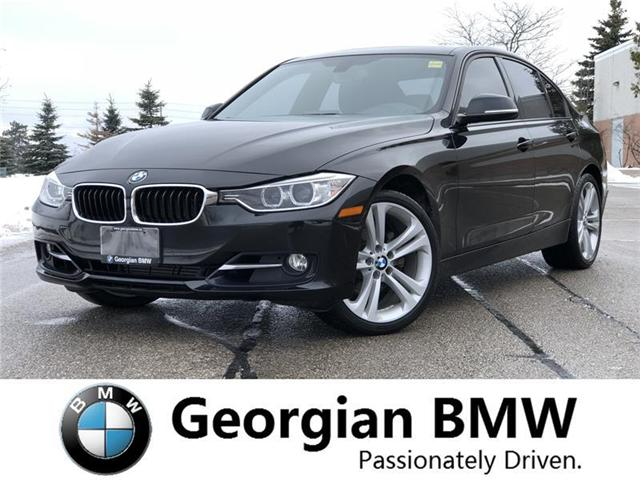 2015 BMW 328i xDrive (Stk: P1397) in Barrie - Image 1 of 19