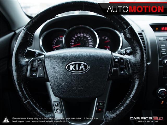 2012 Kia Sorento EX V6 (Stk: 18_1275) in Chatham - Image 14 of 27