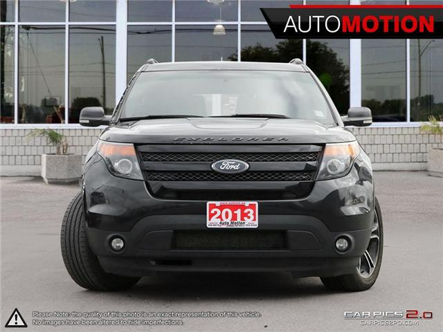 2013 Ford Explorer Sport (Stk: 18_1220) in Chatham - Image 2 of 27