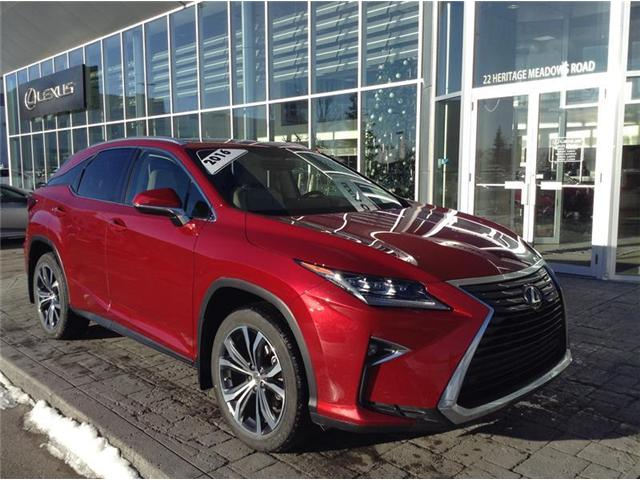 2016 Lexus RX 350 Base (Stk: 190238A) in Calgary - Image 2 of 13