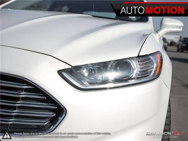 2013 Ford Fusion SE (Stk: 18_1209) in Chatham - Image 10 of 27