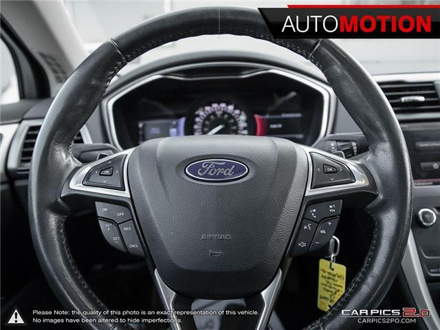 2013 Ford Fusion SE (Stk: 18_1209) in Chatham - Image 14 of 27