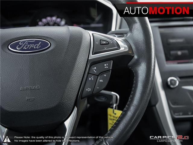 2013 Ford Fusion SE (Stk: 18_1209) in Chatham - Image 18 of 27