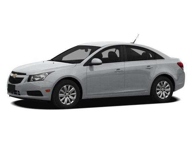 Used 2012 Chevrolet Cruze LS  - Coquitlam - Eagle Ridge Chevrolet Buick GMC