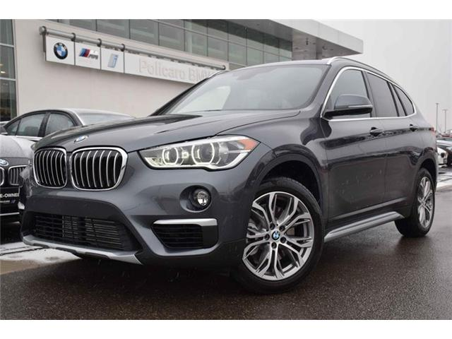 2018 BMW X1 xDrive28i (Stk: 8H33782) in Brampton - Image 1 of 12