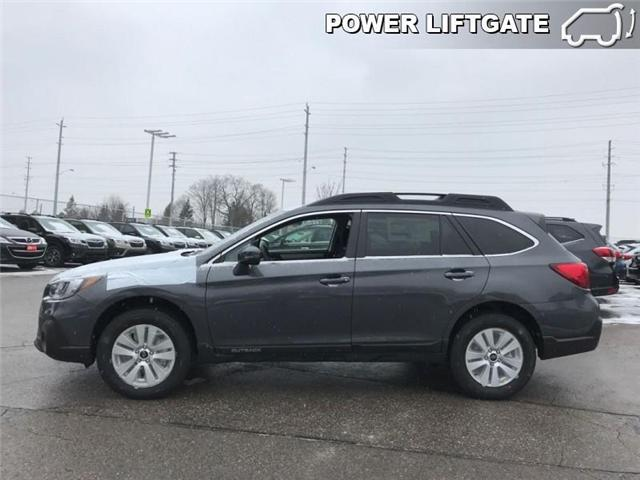 2019 Subaru Outback 2.5i Touring (Stk: S19236) in Newmarket - Image 2 of 20