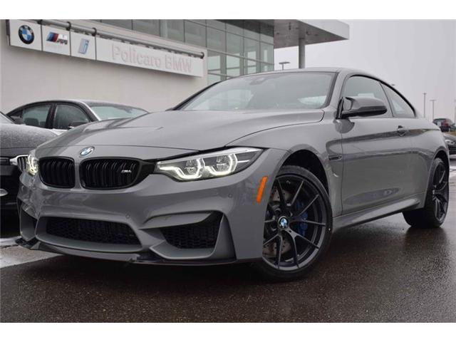 2019 BMW M4 CS (Stk: 9C09656) in Brampton - Image 1 of 16