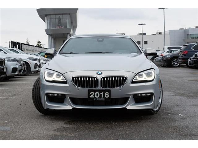2016 BMW 650i xDrive Gran Coupe (Stk: 52378A) in Ajax - Image 2 of 22