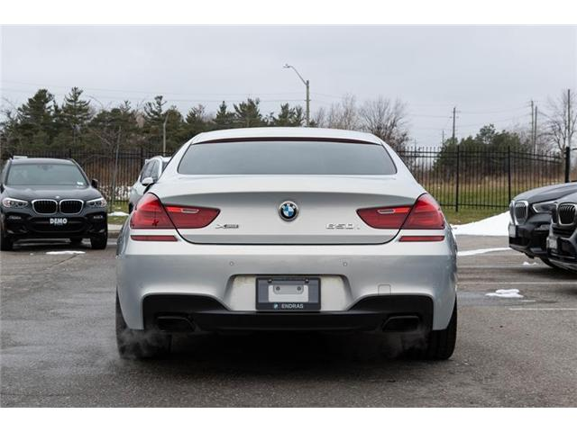 2016 BMW 650i xDrive Gran Coupe (Stk: 52378A) in Ajax - Image 5 of 22