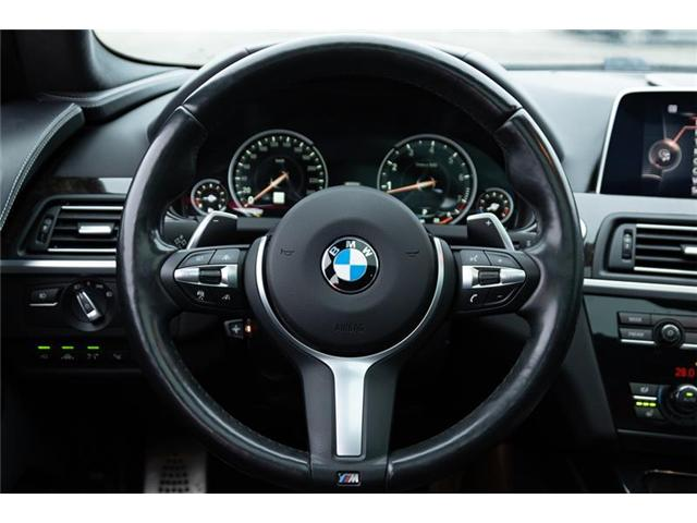 2016 BMW 650i xDrive Gran Coupe (Stk: 52378A) in Ajax - Image 9 of 22