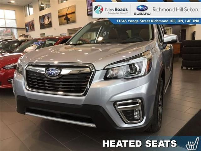 2019 Subaru Forester Premier Eyesight CVT (Stk: 32321) in RICHMOND HILL - Image 1 of 14