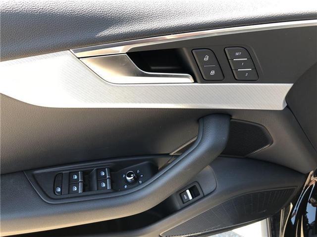 2018 Audi A4 allroad 2.0T Technik (Stk: N4659) in Calgary - Image 7 of 21