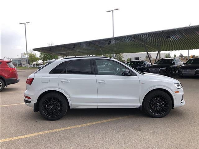2018 Audi Q3 2.0T Technik (Stk: N4754) in Calgary - Image 4 of 22