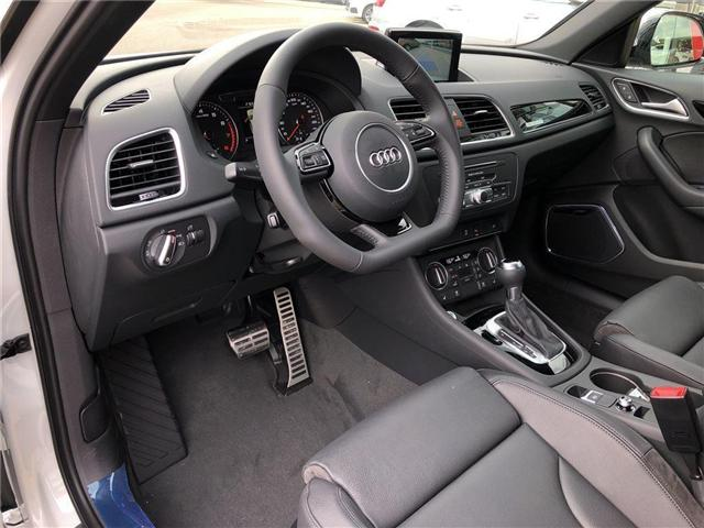 2018 Audi Q3 2.0T Technik (Stk: N4754) in Calgary - Image 10 of 22
