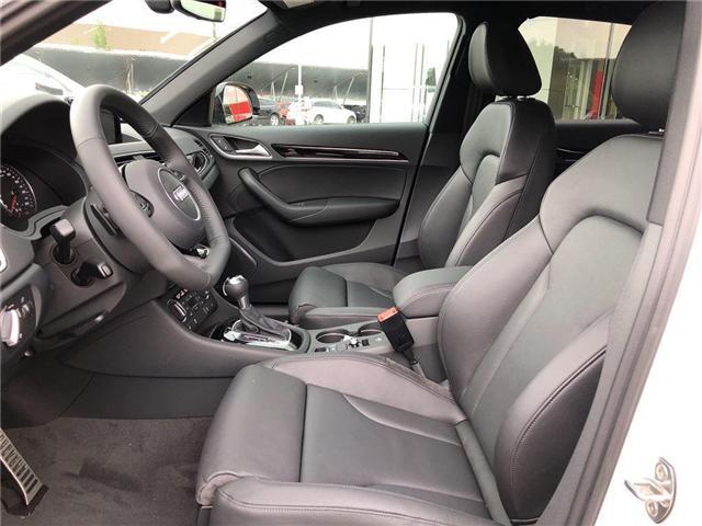 2018 Audi Q3 2.0T Technik (Stk: N4754) in Calgary - Image 11 of 22