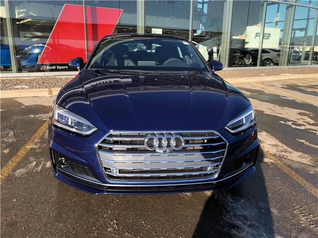 2018 Audi A5 2.0T Technik (Stk: N4796) in Calgary - Image 2 of 23