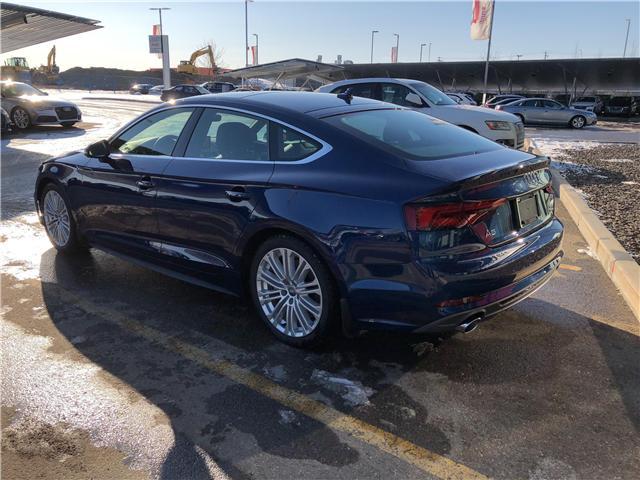 2018 Audi A5 2.0T Technik (Stk: N4796) in Calgary - Image 4 of 23