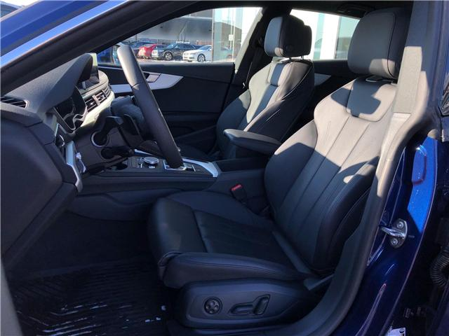 2018 Audi A5 2.0T Technik (Stk: N4796) in Calgary - Image 10 of 23