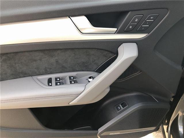 2018 Audi SQ5 3.0T Technik (Stk: N4864) in Calgary - Image 8 of 23