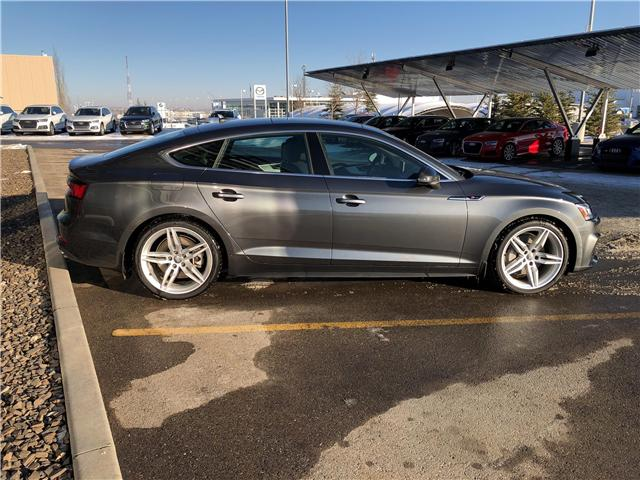 2018 Audi A5 2.0T Technik (Stk: N4900) in Calgary - Image 7 of 24