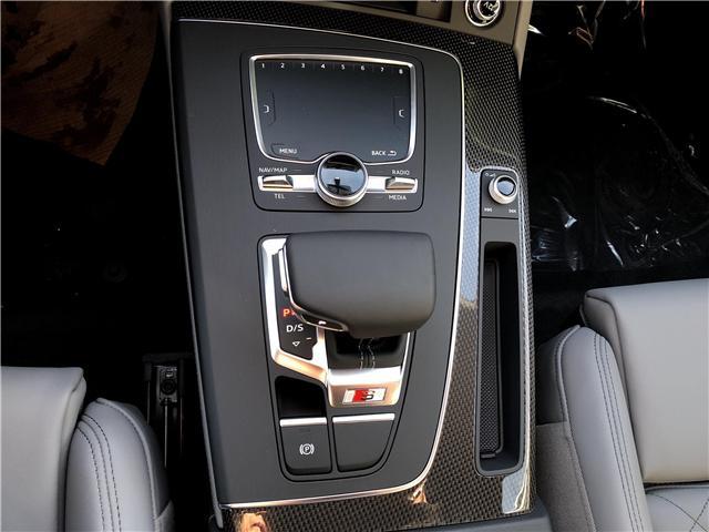 2018 Audi SQ5 3.0T Technik (Stk: N4933) in Calgary - Image 18 of 25