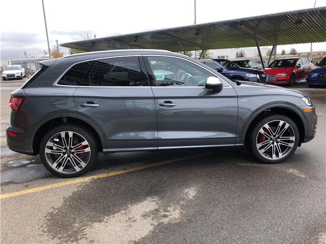 2018 Audi SQ5 3.0T Technik (Stk: N4936) in Calgary - Image 3 of 22