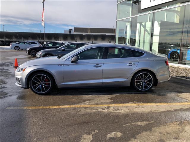 2018 Audi S5 3.0T Technik (Stk: N4989) in Calgary - Image 22 of 22