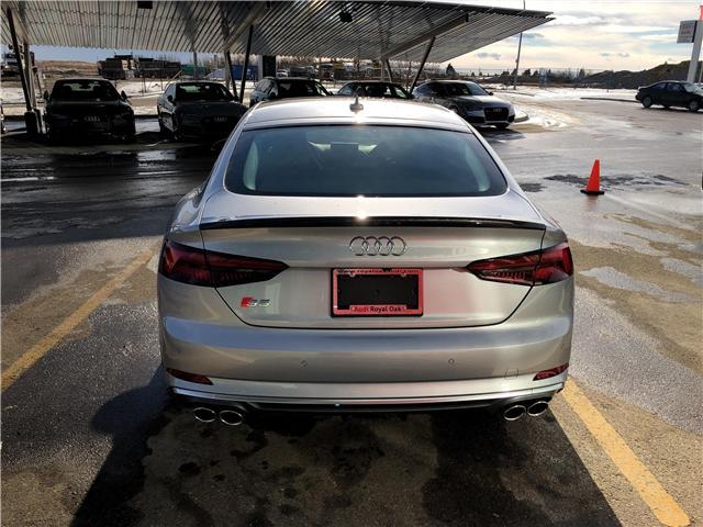 2018 Audi S5 3.0T Technik (Stk: N4989) in Calgary - Image 3 of 22