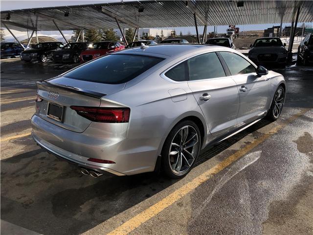 2018 Audi S5 3.0T Technik (Stk: N4989) in Calgary - Image 4 of 22