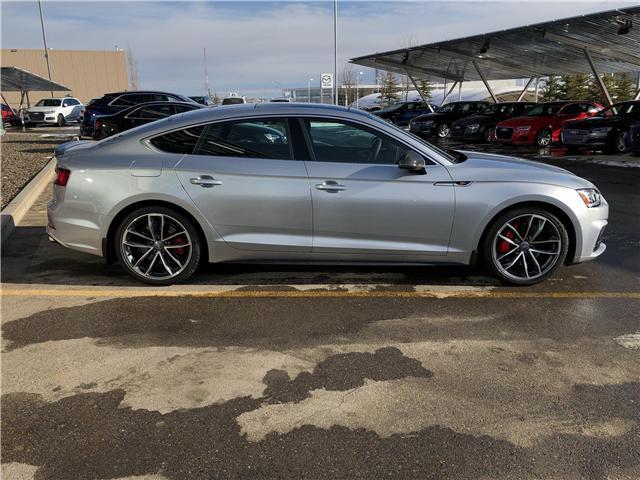 2018 Audi S5 3.0T Technik (Stk: N4989) in Calgary - Image 5 of 22